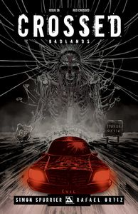 [Crossed: Badlands #38 (Red Crossed Variant) (Product Image)]
