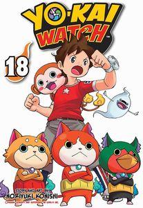 [Yo-Kai WATCH: Volume 18 (Product Image)]