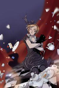 [Maria Llovets Porcelain #1 (Cover I Li Virgin Variant) (Product Image)]
