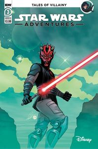 [Star Wars Adventures (2020) #3 (Cover B Tinto) (Product Image)]