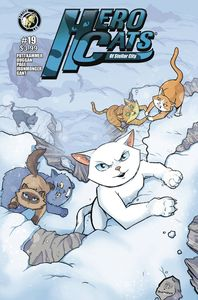 [Hero Cats #19 (Product Image)]