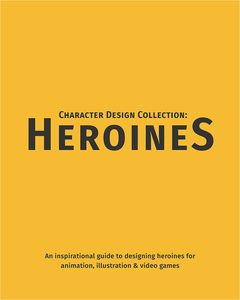 [Character Design Collection: Heroines (Product Image)]