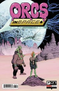 [Orcs In Space #3 (Cover B Ward & Sheean) (Product Image)]