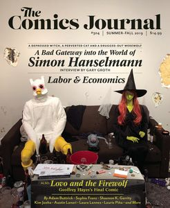 [Comics Journal #304 (Product Image)]