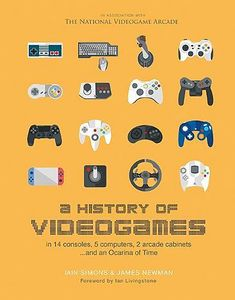 [A History Of Videogames (Product Image)]