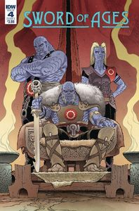 [Sword Of Ages #4 (Cover A Rodriguez) (Product Image)]