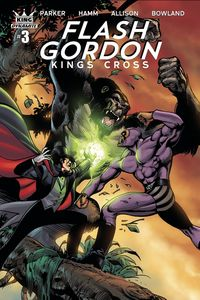 [Flash Gordon: Kings Cross #3 (Cover C Exclusive Subscription) (Product Image)]