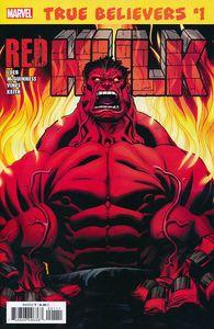 [True Believers: Hulk: Red Hulk #1 (Product Image)]