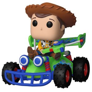 [Toy Story: Pop! Ride Vinyl Figure: Woody With RC (Product Image)]