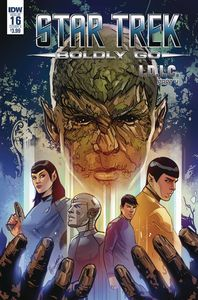 [Star Trek: Boldly Go #16 (Cover A Hernandez) (Product Image)]