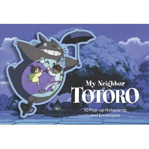 [My Neighbor Totoro: Pop Up Notecards (Product Image)]