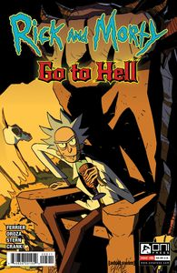 [Rick & Morty: Go To Hell #5 (Cover A) (Product Image)]