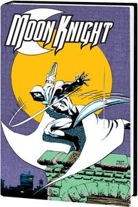 [Moon Knight: Omnibus: Volume 2 (Miller DM Variant Hardcover) (Product Image)]