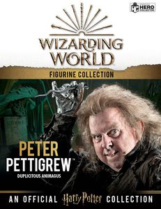 [Wizarding World Figurine Collection #46: Peter Pettigrew (Product Image)]