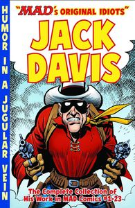 [Mad's Original Idiots: Jack Davis (Product Image)]