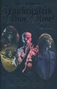 [Frankenstein Alive: Trio (Product Image)]