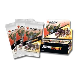 [Magic The Gathering: Card Game: Core 2021: Jumpstart Booster Pack Single (Product Image)]