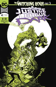 [Justice League Dark #4 (Foil - Witching Hour) (Product Image)]