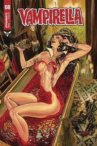 [Vampirella #8 (Cover G March) (Product Image)]