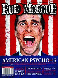 [Rue Morgue Magazine #165 (Product Image)]