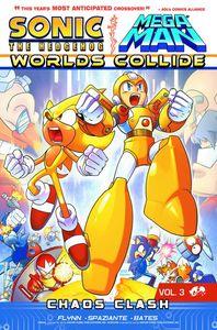 [Sonic/Mega Man: Worlds Collide: Volume 3 (Product Image)]