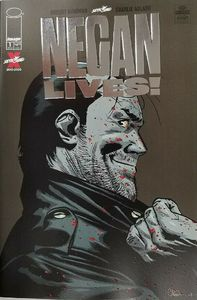[Walking Dead: Negan Lives #1 (Silver Variant) (Product Image)]