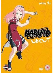 [Naruto Unleashed: Volume 1 Part 2 (Product Image)]