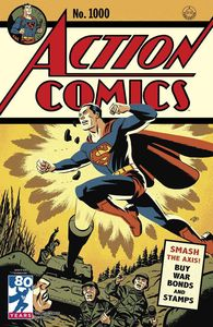 [Action Comics #1000 (1940s Variant) (Product Image)]