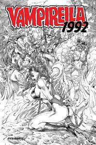 [Vampirella: 1992 (One Shot Castro Line Art Variant) (Product Image)]