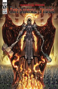 [Dungeons & Dragons: Infernal Tides #5 (Cover A Dunbar) (Product Image)]