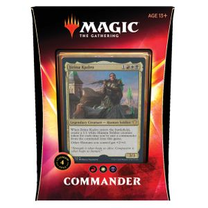 [Magic The Gathering: Commander Deck: Ikoria Lair Of Behemoths (Product Image)]