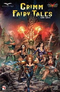 [The cover for Grimm Fairy Tales: Jasco Games: One Shot #1 (Cover A Vigonte)]