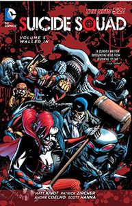 [Suicide Squad: Volume 5: Walled In (N52) (Product Image)]