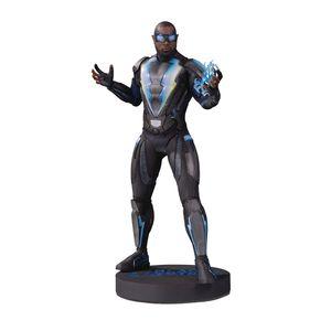 [DC TV: Statue: Black Lightning (Product Image)]