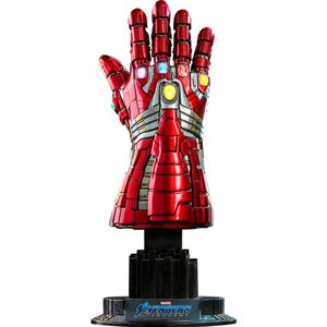 [Avengers: Endgame: Hot Toys Replica: Nano Gauntlet (Hulk Version) (Product Image)]