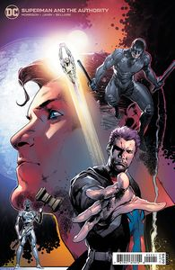 [Superman & The Authority #2 (Trevor Hairsine Variant) (Product Image)]