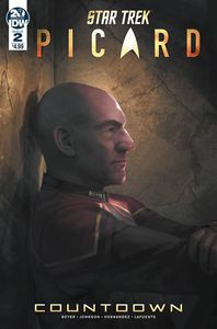 [Star Trek: Picard #2 (Cover A Pitre-Durocher) (Product Image)]