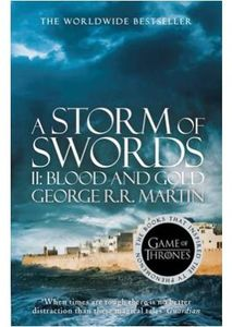 [Game Of Thrones: Song Of Ice & Fire: Book 3: Storm Of Swords Part 2: Blood & Gold (Product Image)]