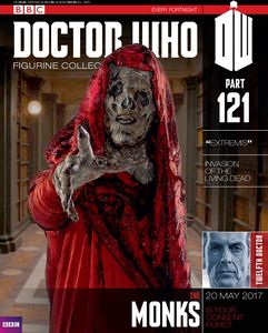 [Doctor Who: Figurine Collection #121: Truth Monk (Product Image)]