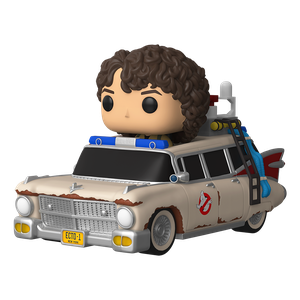 [Ghostbusters: Afterlife: Pop! Ride Vinyl Figure: Ecto-1 With Trevor (Product Image)]