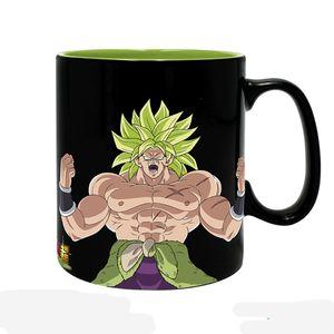 [Dragon Ball: Heat Change Mug: Gogeta & Broly (Product Image)]