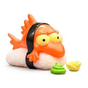 [Kidrobot: The Simpsons: 3 Inch Mini Figure: Blinky The Fish Nigiri (Product Image)]