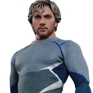 [Marvel: Avengers: Age Of Ultron: Hot Toys Deluxe Action Figure: Quicksilver (Product Image)]