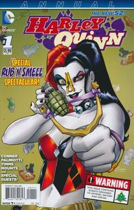 [Harley Quinn: Annual #1 (Product Image)]