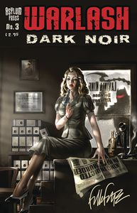 [Warlash: Dark Noir #3 (Signed Edition) (Product Image)]