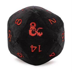 [Dungeons & Dragons: Plush: Jumbo D20 Dice (Product Image)]