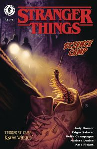 [Stranger Things: Science Camp #2 (Cover A Kalvachev) (Product Image)]