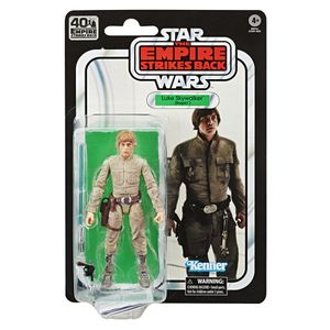 [Star Wars: The Empire Strikes Back: 40th Anniversary Black Series Action Figure: Luke Skywalker (Bespin) (Product Image)]