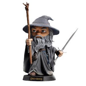 [Lord Of The Rings: Minico Statue: Gandalf (Product Image)]