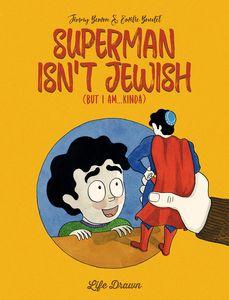 [Superman Isn't Jewish (Product Image)]